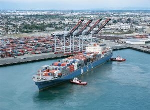 TraPac Container Terminal